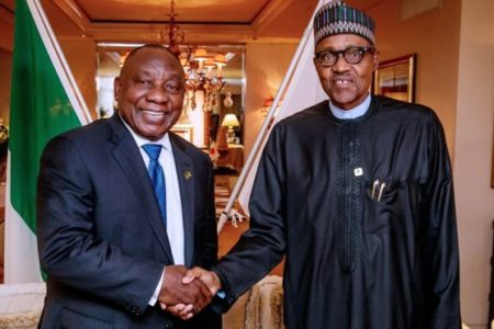 Nigeria and South Africa to set up committee on compensation