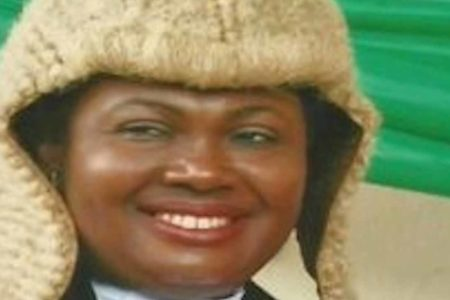 An Igbo Judge of the Court of Appeal, Benin Division, Justice Chioma Nwosu-Iheme, was on Wednesday kidnapped by dare-devil gunmen in Benin City