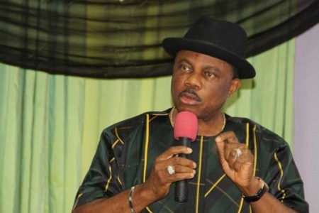 Governor Willie Obiano presented N137.1bn budget proposal for 2020