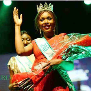 Current Beauty Queen Chidinma Aaron and Miss Nigeria reflects on her eventful REIGN