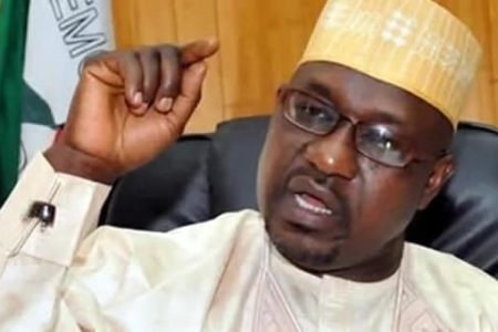 Chairman of the Imo State Primary Election committee, Ahmed Gulak Slams Rochas Okorocha, insists ex-Imo gov offered him $2m bribery bong for Uche Nwosu's certificate of return